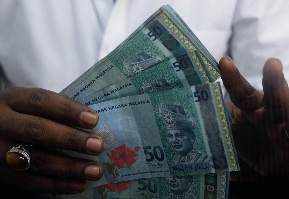 Ringgit opens lower against US dollar (29 Jun 2020)